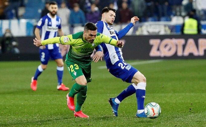 Primera - Dmitrović nemoćan, poraz Eibara, Fejsi poluvreme!