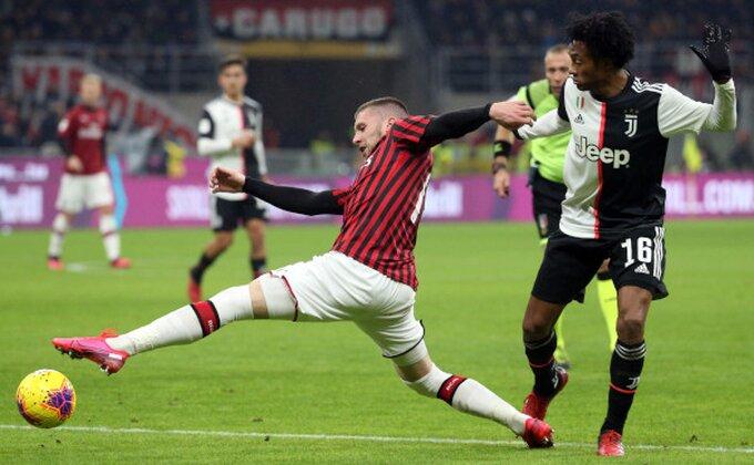 Kup Italije - Milan bolji, Ronaldo izvukao Juventus!