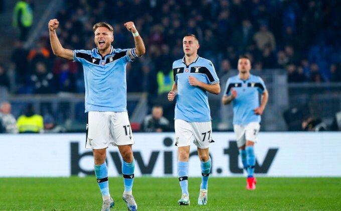 Serija A - SMS srušio Inter, Lacio ima tim za titulu!
