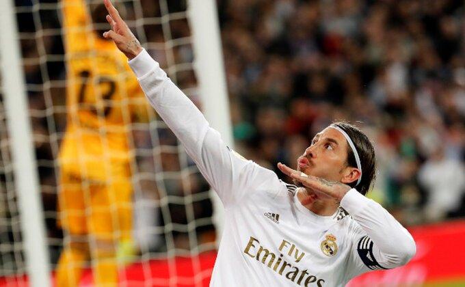 Ramos objasnio, ovaj čovek je ''magnet'' za Realove trofeje!