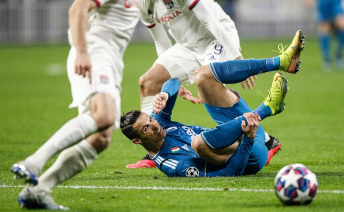 """Dao gol Juveu u prvom meču, pravila mu """"ne daju"""" da igra revanš osmine finala LŠ"""