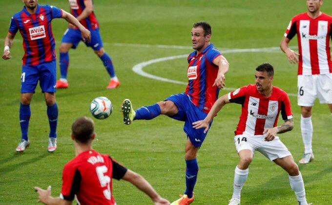 Primera - Dmitroviću bod u derbiju Baskije, Aspasova nula u Valjadolidu!