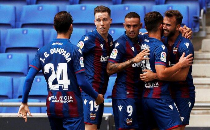 Kup kralja - Ludnica u Valensiji, Levante naplatio promašaje Viljareala, Radoja u polufinalu!