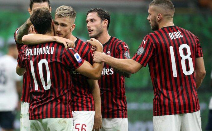 Dobre vesti za Milano - Vraća se legenda a stiže i pojačanje iz Londona!