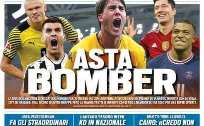 Doba bombardera, četiri velika transfera, uključujući i Srbinov!
