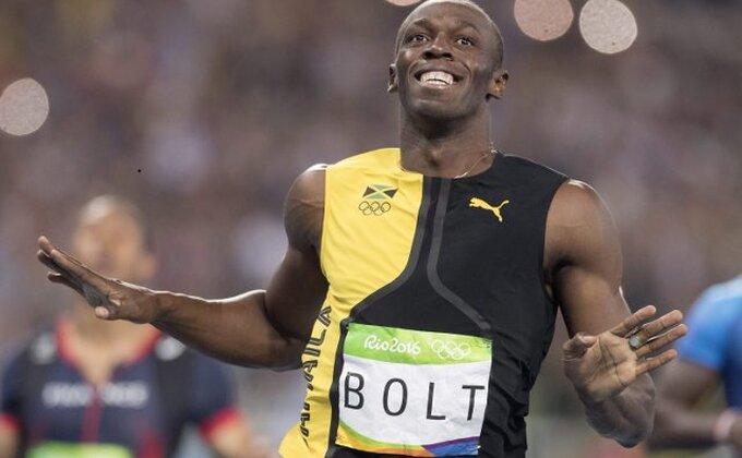 Bolt, Blejk i Getlin u polufinalu trke na 200 metara