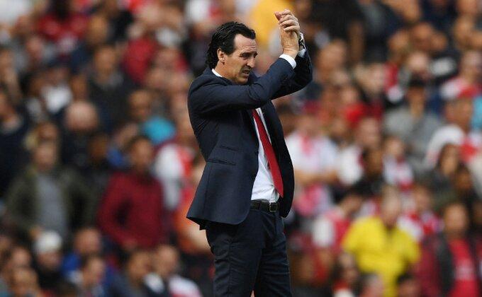 Emeri otkrio kog igrača Arsenala je želeo u Parizu!