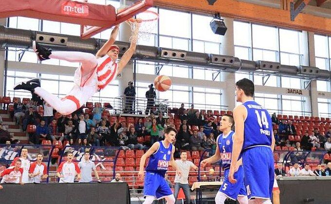 "Zvezda prvi finalista juniorskog ""fajnal fora"" ABA lige"
