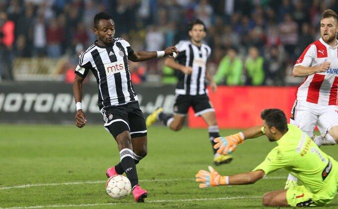 Povratak Abubakara Oumarua, ali ne u Partizan!