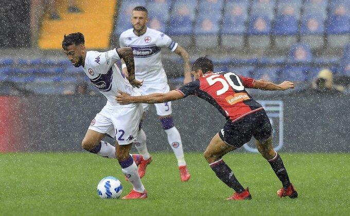 Vlahović zatajio, ali Fiorentina ređa pobede!