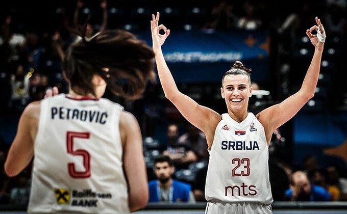 """Neverovatan trijumf srpskih """"Lavica"""", sa Španijom za finale!"""