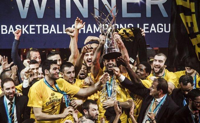 FIBA LŠ - Šakota doneo trofej AEK-u!