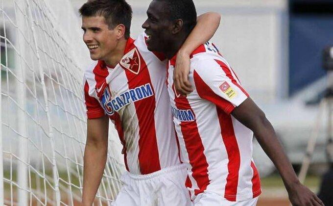 Bivši Zvezdin napadač odigrao prvih 45 minuta za novi klub, trener oduševljen: ''IGRAČINA'!
