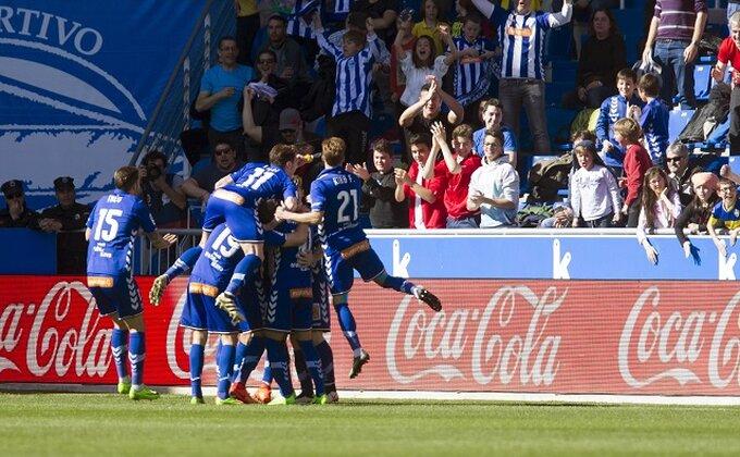 Primera: Alaves u poslednjim sekundama do pobede u Kataloniji!