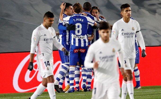 Pobeda nad Realom nije bila slučajna, Alaves zaustavio i lidera, slavi i Atletiko!