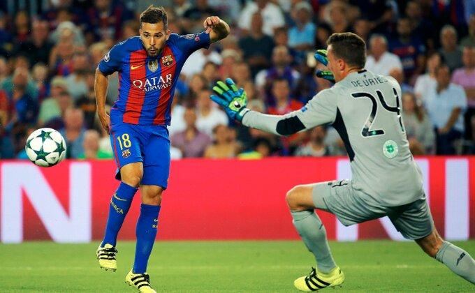 Murinjo koristi priliku i vrbuje igrača Barselone?!