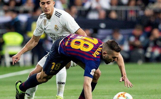 Poluvreme u Madridu - Real bolji, Barsina odbrana na mukama!