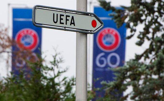 Tražili ste, gledajte - Krim hoće u UEFA!