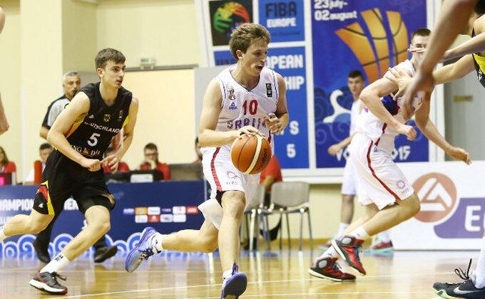 EP U18 - Srbija ispustila polufinale!