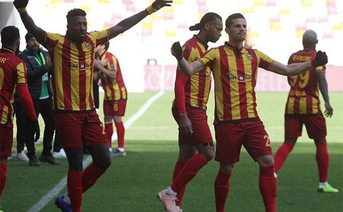 Turska - Aleksić strelac u pobedi Malatije, Robinjo čuva Bašakšehir u trci za titulu