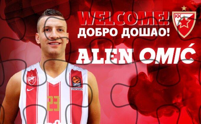 Alen Omić se oglasio na Instagramu, sve snažnija podrška pravih Zvezdaša!