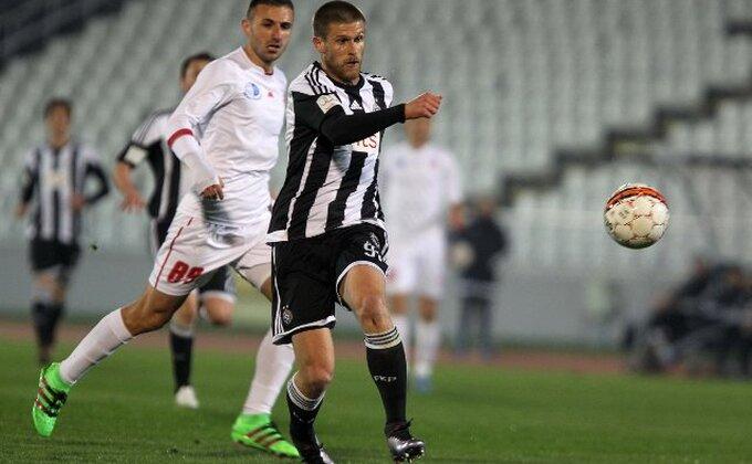 Dok se fudbaleru Napretka ''plače od muke'', Partizanov otkrio recept za titulu!