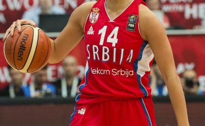 Junakinja dana - Ana Dabović! Pogledajte sve njene koševe protiv Turske!