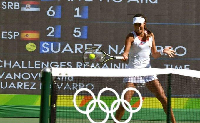 Ana se uveliko odmara, ali joj stiže odlična vest sa WTA liste!