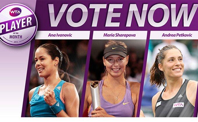 Glasajte za Anu Ivanović!