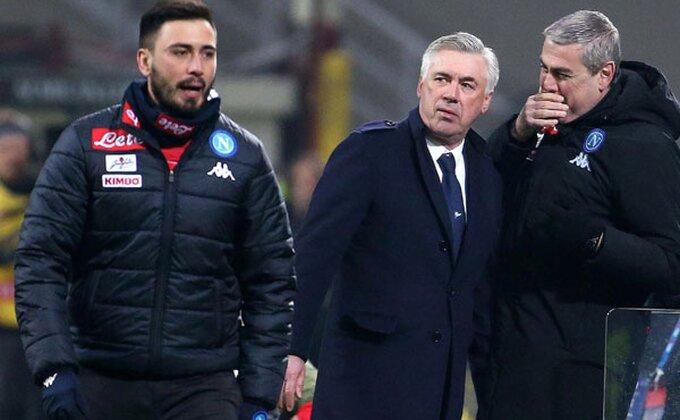 Anćeloti bi da preduhitri Milan, Slovenac u Napulj ne dolazi sam?