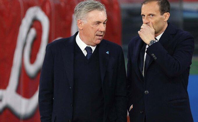 Anćeloti trguje sa bivšim klubom na uštrb Juventusa?