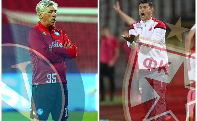 """U Zvezdi jedna """"zagonetka"""", Anćeloti sa dve promene u odnosu na Beograd!"""