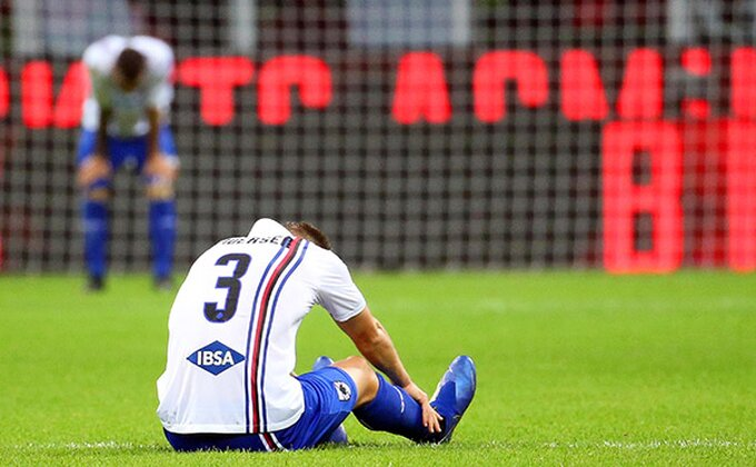 Inter bi opet da pazari u Đenovi, ali mu klubovi iz Londona prave problem