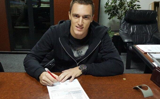 Zvanično - Anđušić se vratio u Partizan!