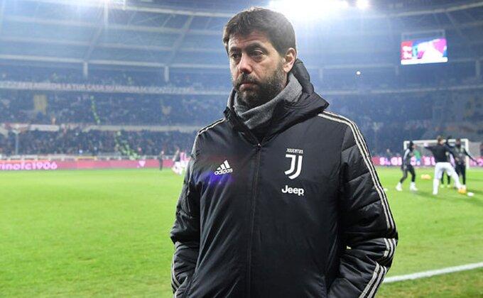 Anjeli se sastao sa glavnim kandidatom za klupu Juventusa, umešali se navijači!