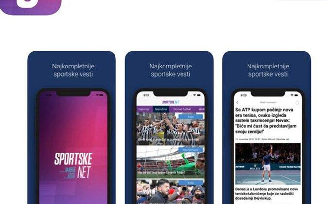 Naša prva decenija, vreme darivanja, iOS aplikacija