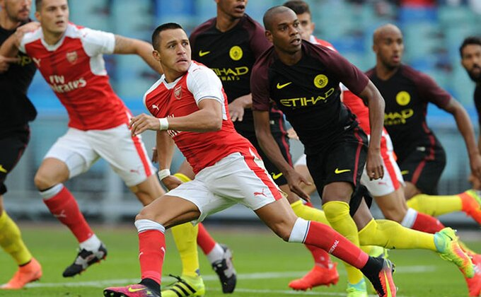 Arsenal bolji od Sitija - Odbrane oba tima katastrofalne