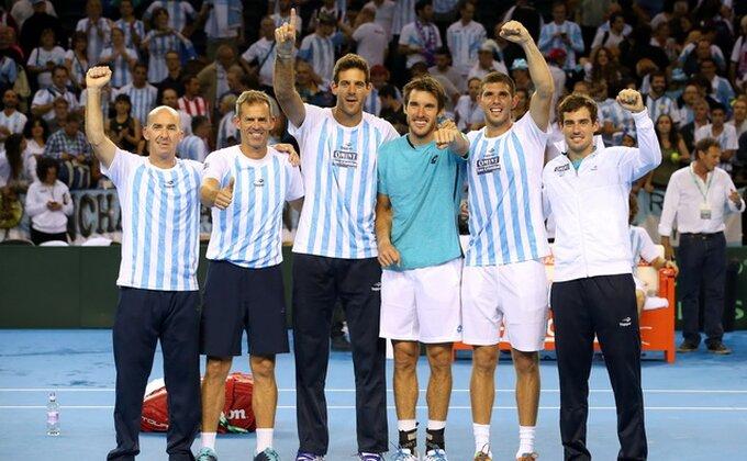 Argentina preko Britanaca do finala sa Hrvatima!