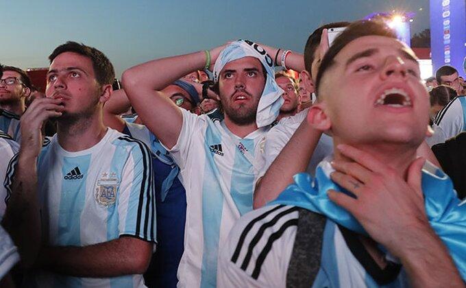 Minut ćutanja za argentinski fudbal!