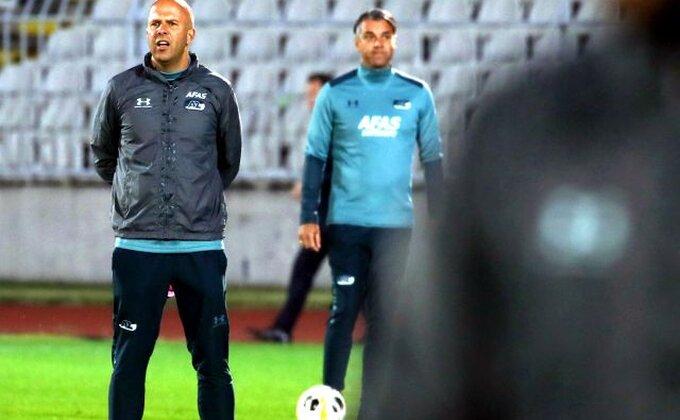 """Trener Alkmara svestan, utakmica u Hagu """"pitanje života i smrti"""", šta će odlučiti pobednika?"""