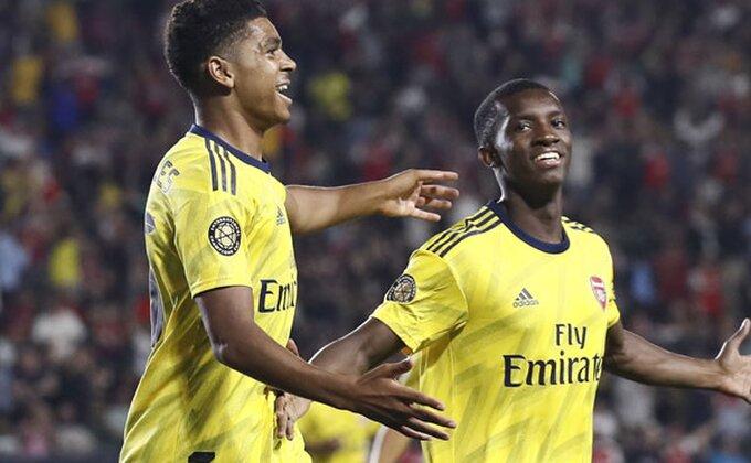 """Arsenal nakon penala do pobede u Francuskoj, """"Plavci"""" se razgoropadili, raduje forma novajlije!"""