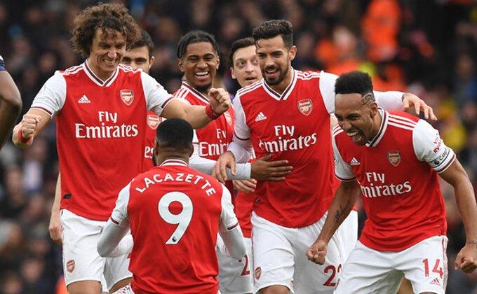 """Izgleda da je rešeno, Arsenal će imati """"zeleni"""" tandem!"""
