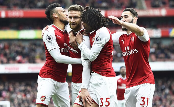 Pao potpis u Arsenalu