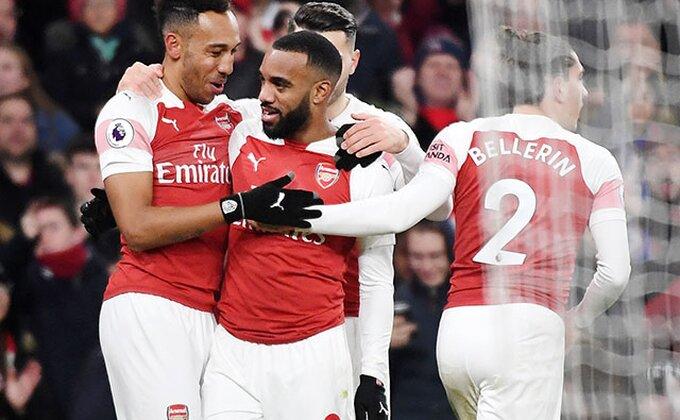 """PL - Foster poklonio pobedu Arsenalu, """"Tobdžije"""" minimalcem do trijumfa!"""
