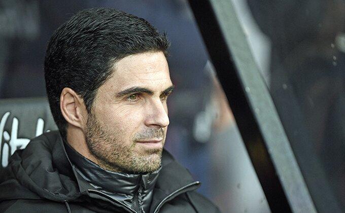Oglasio se Arteta, kakav je plan Arsenala za prelazni rok?