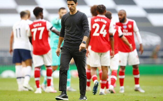 Arsenal je čekao ovu pobedu maltene ŠEST godina!
