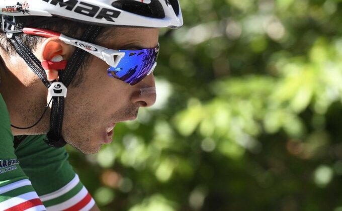 Tur d' Frans - Aru najbolji u petoj etapi, Frumu žuta majica