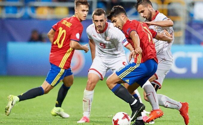 Španci demolirali Makedonce, perfektni Asensio postigao het-trik!