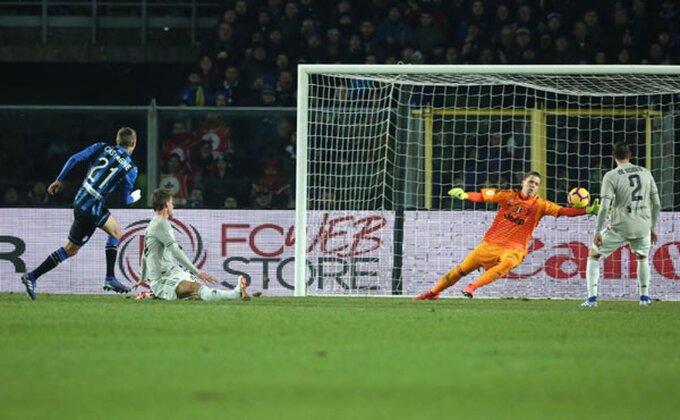 Ne možeš stalno da se izvlačiš, Atalanta rasturila Juve, branilac trofeja ispao iz kupa!