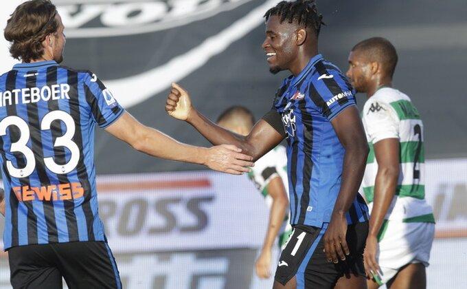 U Bergamu se ponovo igra fudbal, a Atalanta je i dalje čudesna!